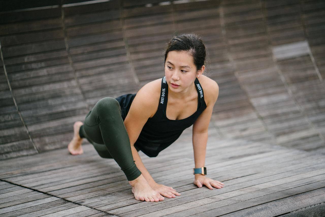 Aktiviti fizikal adalah sebahagian daripada diet kesuburan