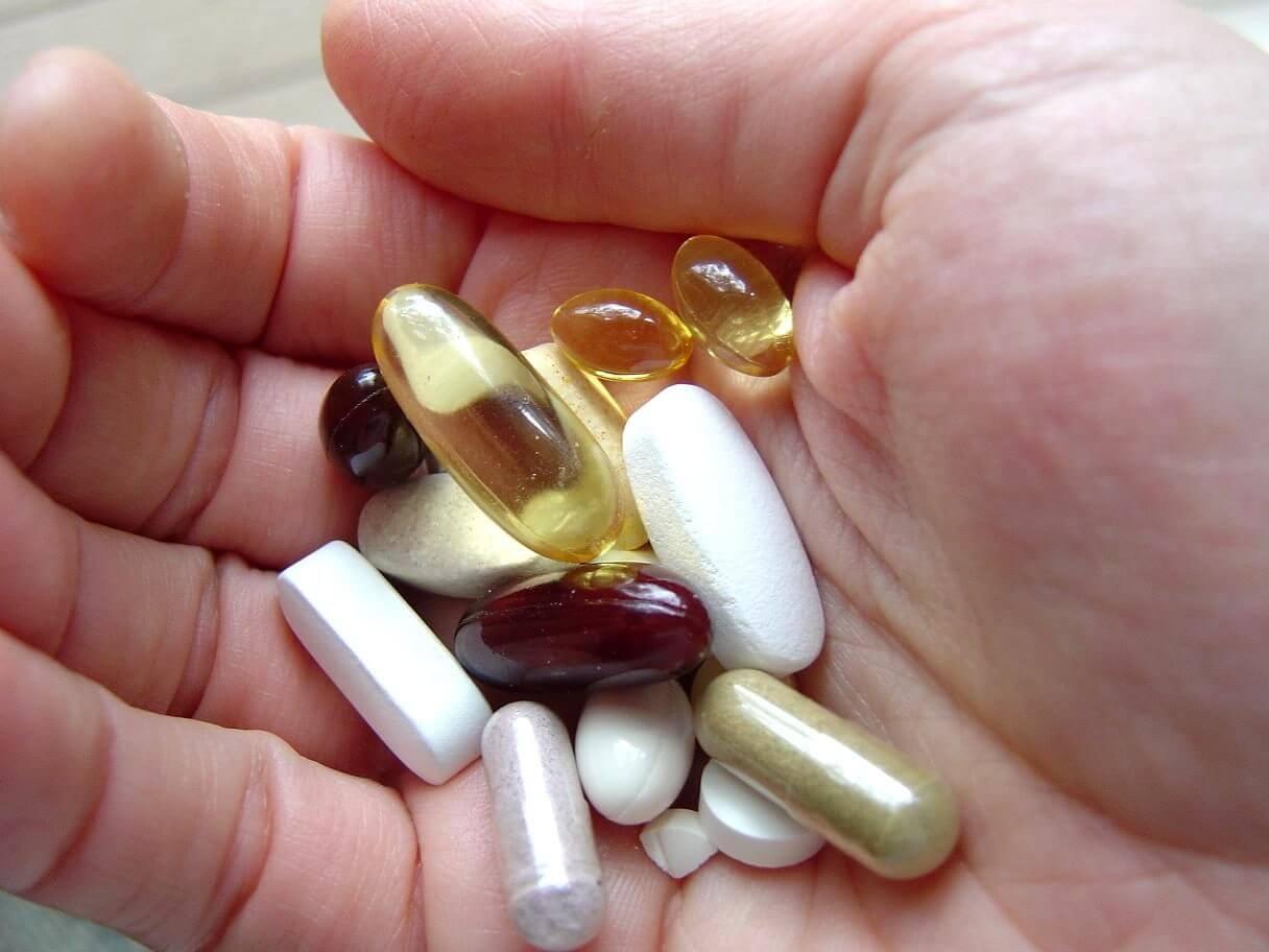 Dapatkan Vitamin dan Mineral yang mencukupi