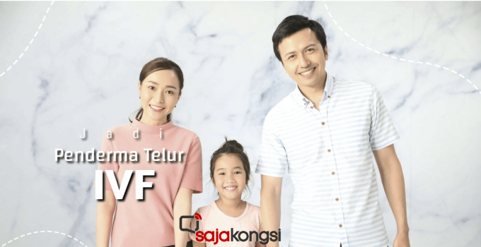 Jadi Penderma Telur IVF Dapat RM7,000?